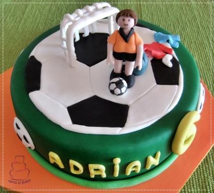 tarta futbol adrian